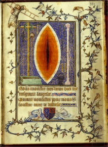 New York, Metropolitan Museum of Art, MS 69.86, fol. 331r. Psalter and prayer book of Bonne of Luxembourg In the Cloisters Collection.