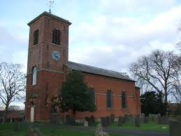 Kinoulton Church. Ok, it's not that ugly, but medieval it ain't.  Photo from the Keltek Trust.