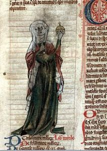 'Trotula': London, Wellcome Library, MS 544, p. 65.