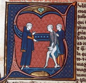 Avicenna, Canon medicinae. Paris 13th century. Besançon, Bibliothèque municipale, ms. 457, fol. 254v