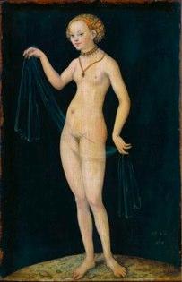 German nude female art — photo 4