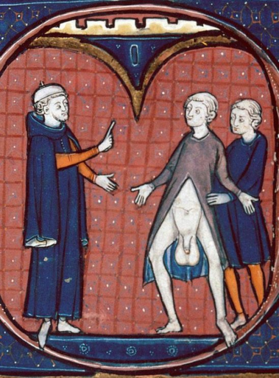 The Not-So-Mysterious Female Orgasm, Medieval Clitorises-8558